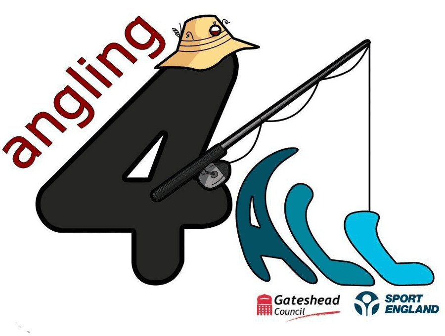 Angling4All logo